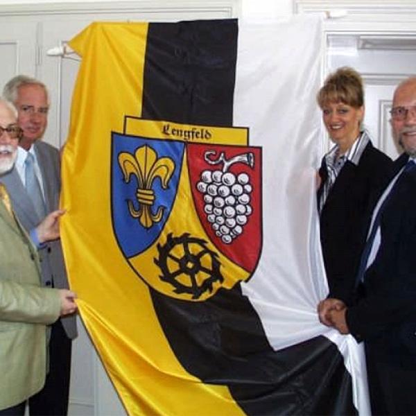 Lengfelder Fahne